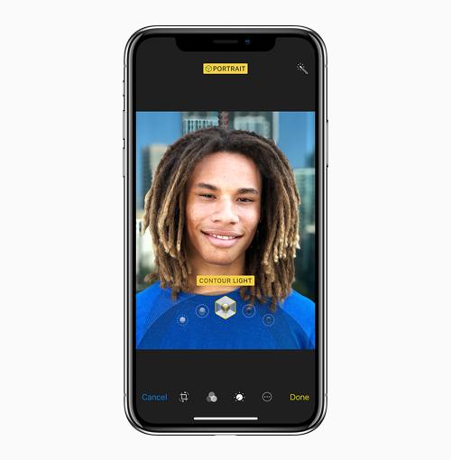 iPhone 8 Plus: Tryb portretowy i studyjny
