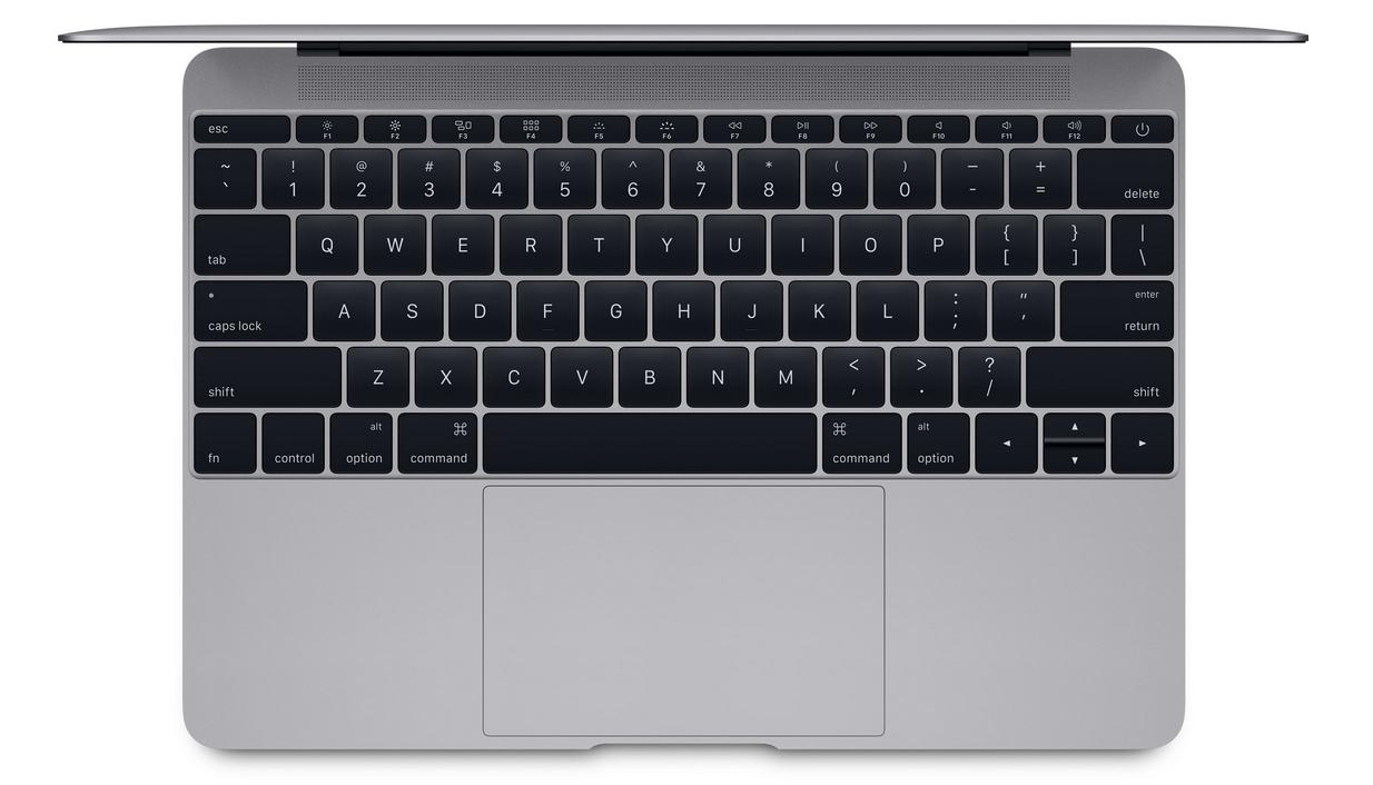 MacBook Klawiatura