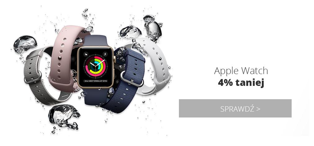 Wszystkie Apple Watch