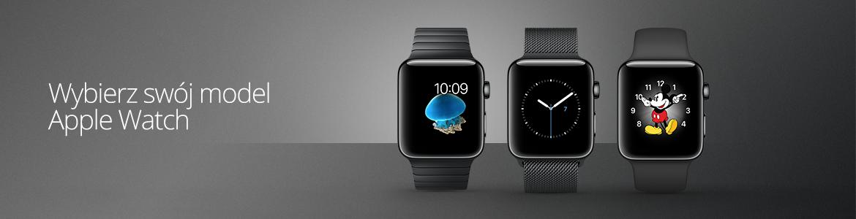 Wybierz swój Apple Watch