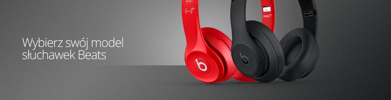 Wybierz swoje słuchawki Beats