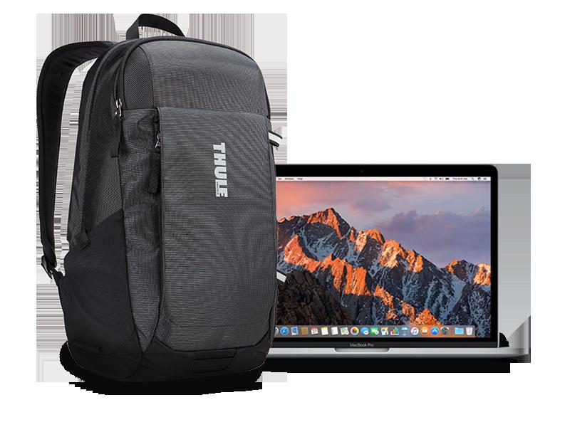 Thule i Macbook Pro w zestawie
