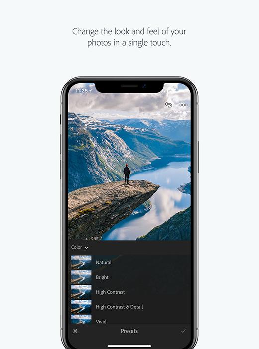 Screenshot z aplikacji Listonic