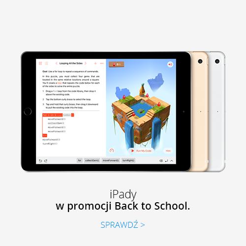 iPady w promocji BTS Start