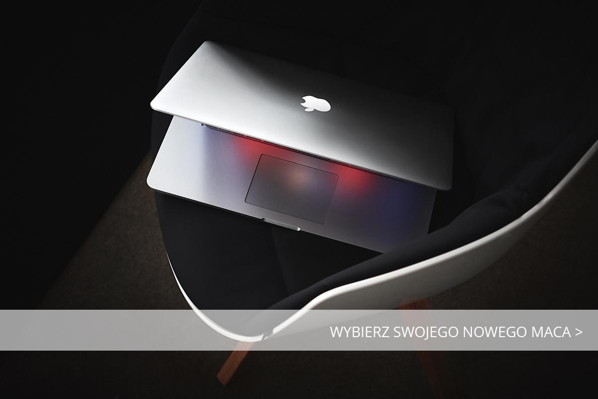 Wybierz swojego nowego Maca