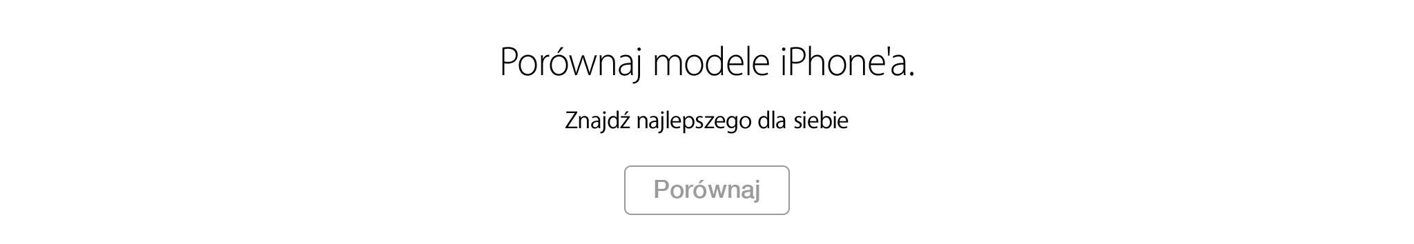 Porównaj modele telefonów iPhone.