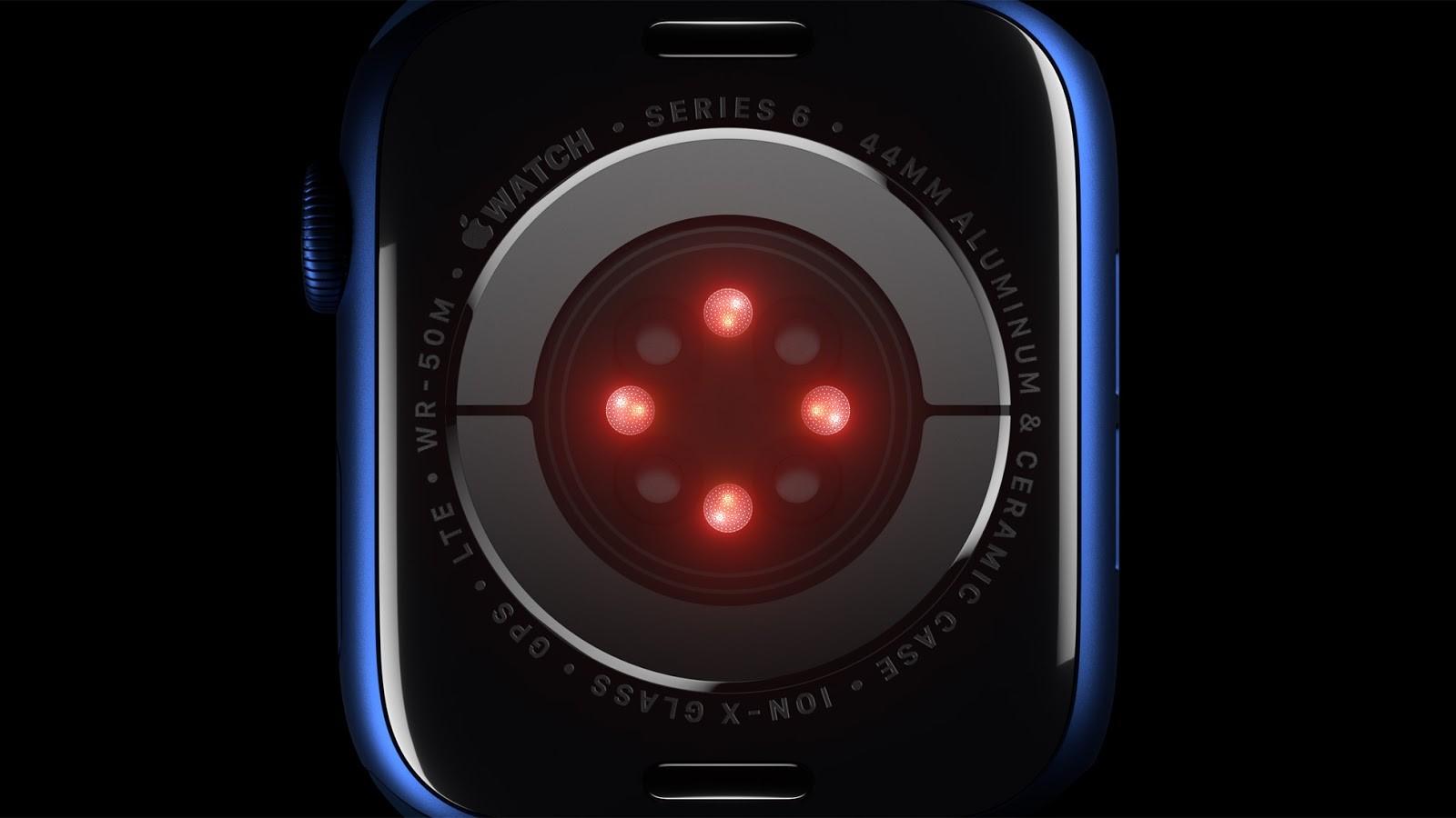 Apple Watch -nowości Apple 2020