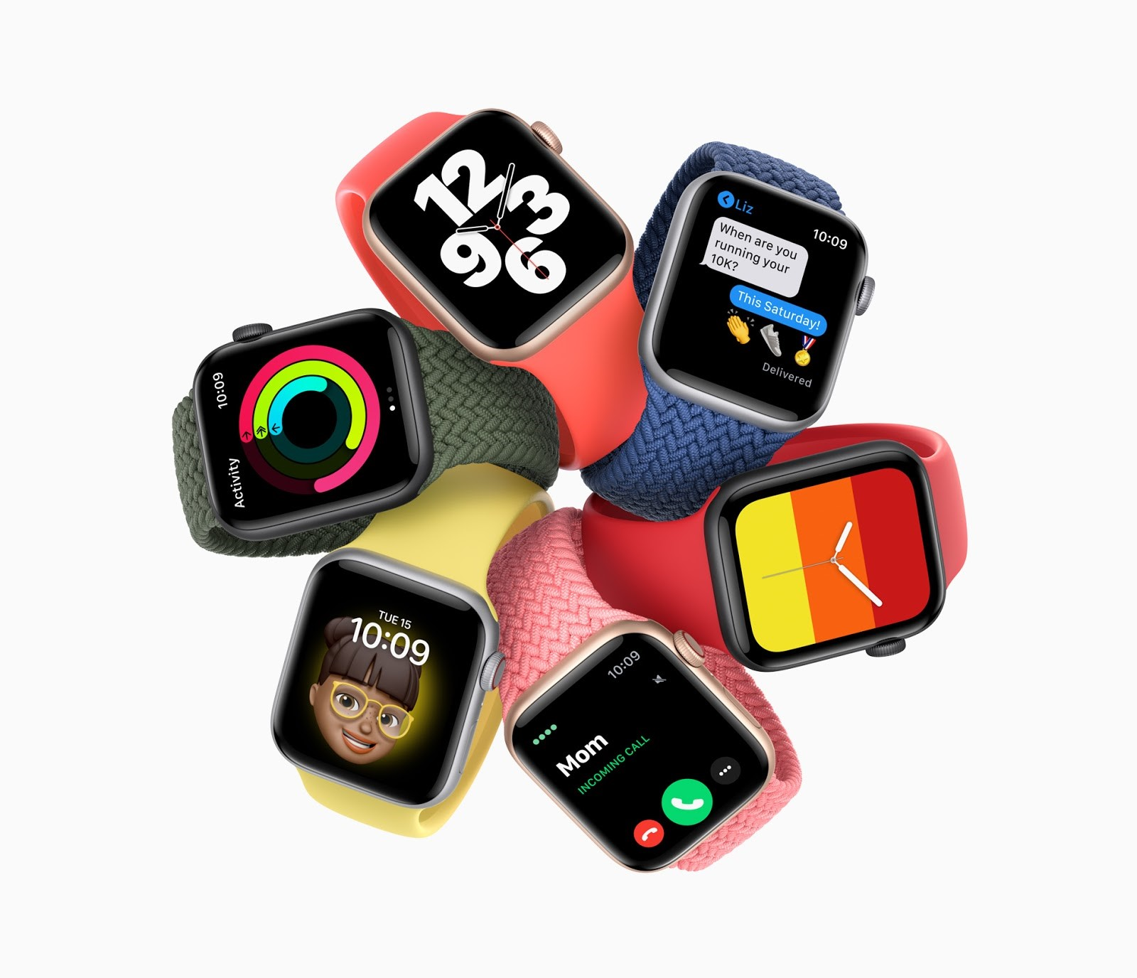 Apple Watch - nowości Apple 2020