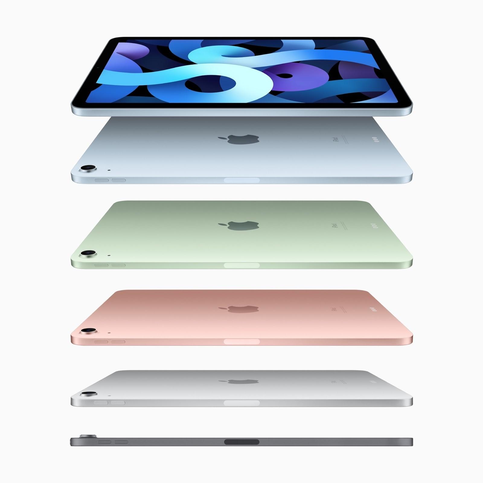 iPad Air - nowości Apple 2020