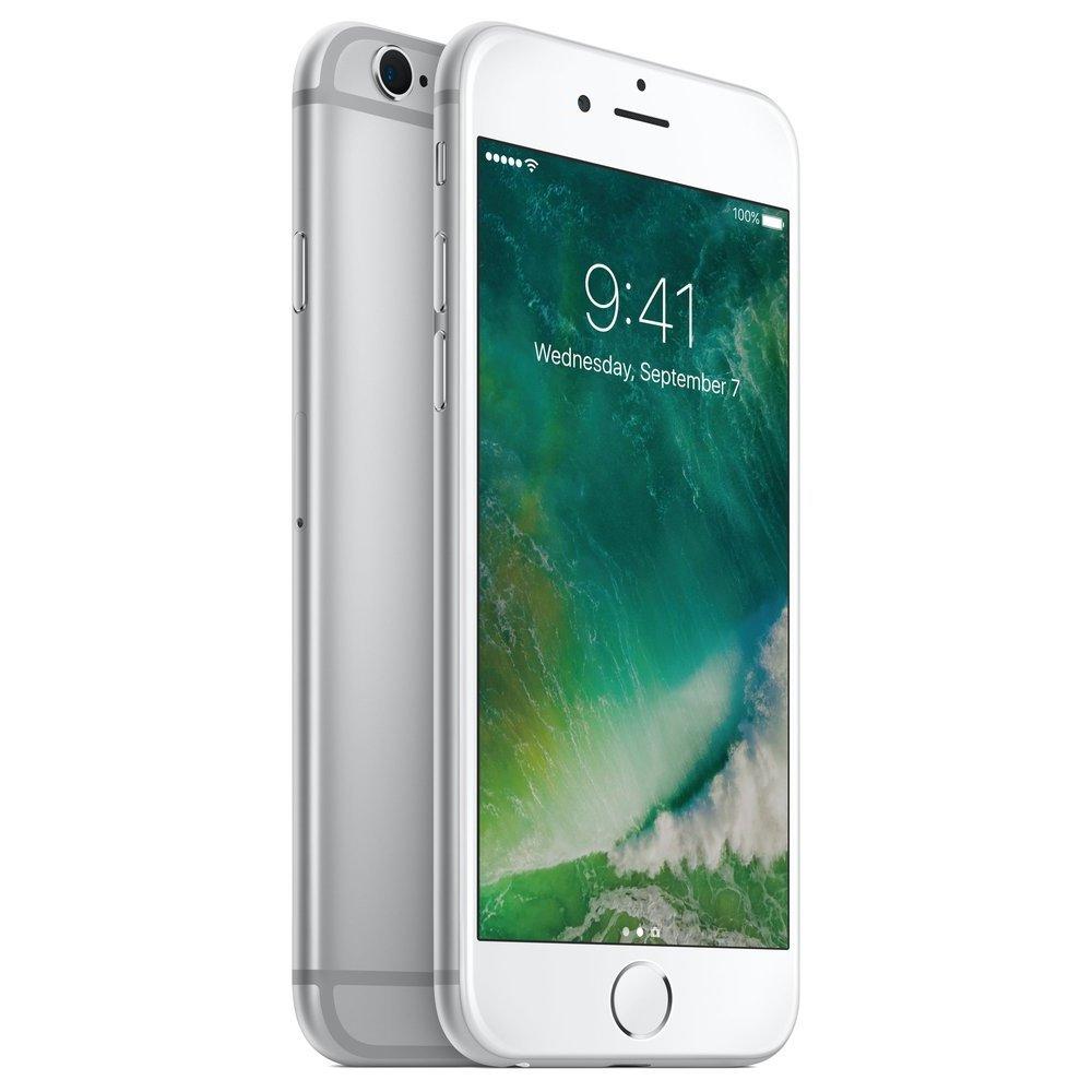 apple iphone 6s 32gb srebrny w sklepie. Black Bedroom Furniture Sets. Home Design Ideas