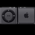 iPod shuffle w kolorze gwiezdna szarość
