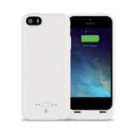 Etui TTEC Caffeine z wbudowaną baterią do iPhone SE, 5, 5s
