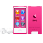 iPod nano w kolorze różowym