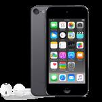 iPod touch w kolorze gwiezdna szarość