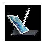 iPad Rysiki i klawiatury