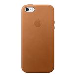 Etui Apple Leather Case do iPhone SE/5/5s