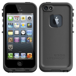 Lifeproof Fre czarna do iPhone 5