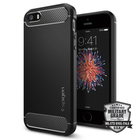 Etui Spigen Rugged Armor do iPhone SE / 5 / 5s