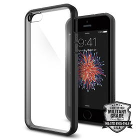 Etui Spigen Ultra Hybrid do iPhone SE / 5 / 5s