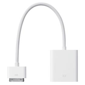 Apple Przejściówka ze złącza 30-PIN do VGA