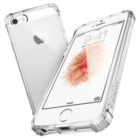 Etui Spigen Crystal Shell do iPhone SE, 5, 5s