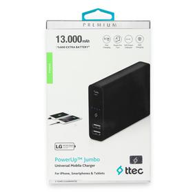 PowerBank TTEC Jumbo Universal 13000 mAh