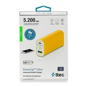 PowerBank TTEC Ultra Universal 5200mAh