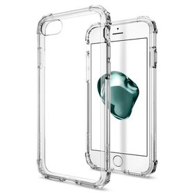 Etui Spigen Crystal Shell iPhone 7