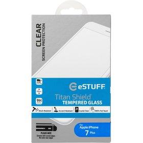 Szkło Ochronne eSTUFF TitanShield do iPhone 7 Plus