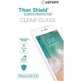 Szkło Ochronne eSTUFF TitanShield do iPhone 7