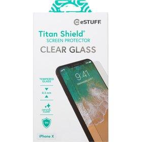 Szkło Ochronne eSTUFF TitanShield do iPhone X
