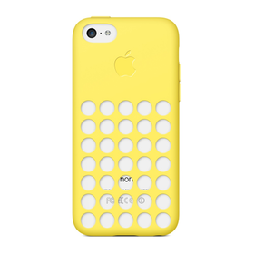 Apple Case yellow