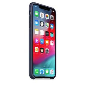 Apple Silicone Case do iPhone XS