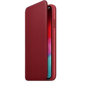 Etui Apple Leather Folio do iPhone XS Max