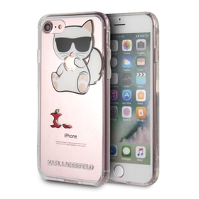 Etui Karl Lagerfeld Choupette Fun Eaten Apple