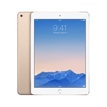 ipad air 2 złoty