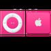 iPod shuffle w kolorze różowym